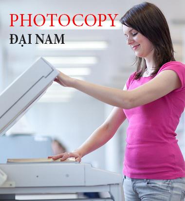 photocopy dai nam