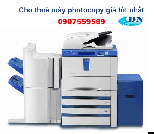 Cho thue may photocopy gia tot nhat ho chi minh