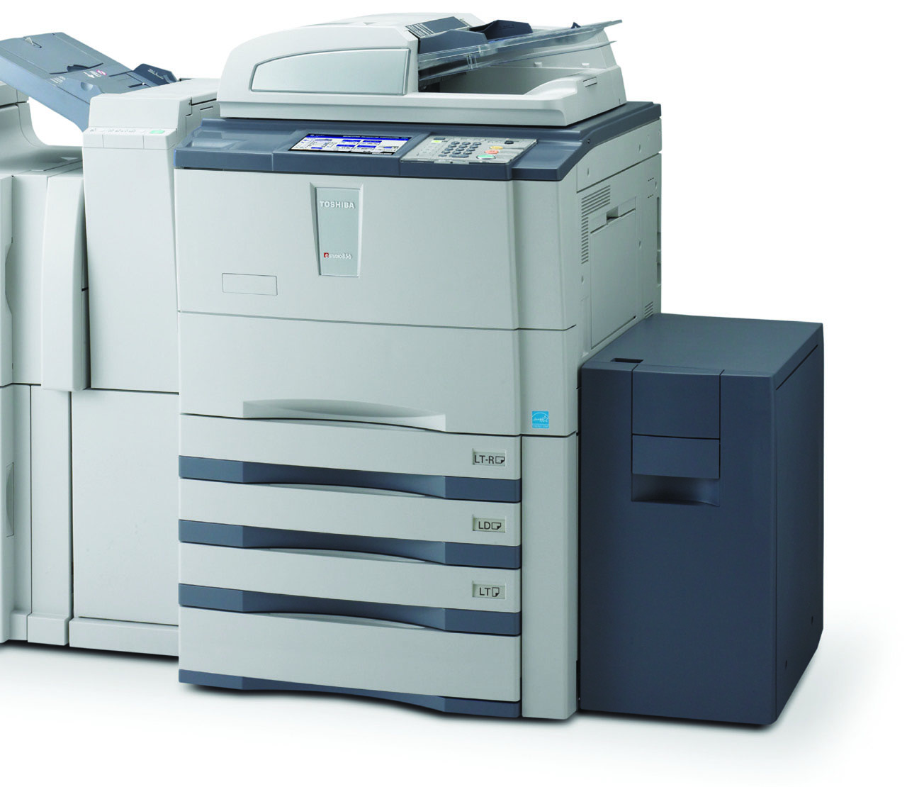 Máy photocopy toshibe e556