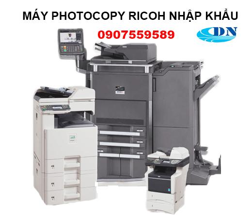 Máy photocopy ricoh nhập khẩu giá rẻ