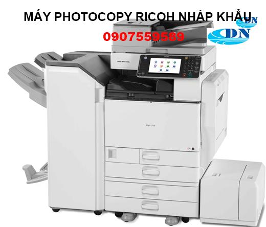 Máy photocopy ricoh giá rẻ