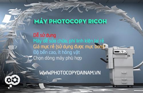 máy photocopy dịch vụ