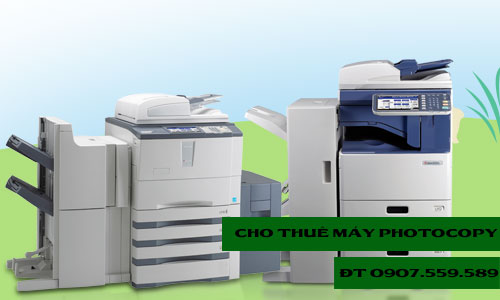 máy photocopy cho thuê giá rẻ