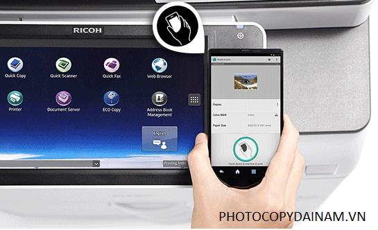 công nghệ NFC