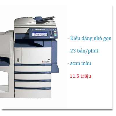 may photocopy van phong